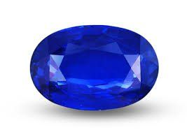 Ratna Gemstone 3.25 Carat Certified Natural Blue Sapphire (neelam) Gemstone