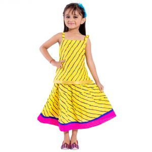 Decot Paradise Girls Casual Top Skirt(kid201_1)