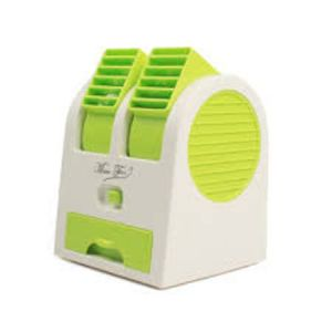 Small & large appliances - Mini Ice Cooled Small Desktop Air  Fan