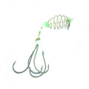 Fish Hook With Feeder