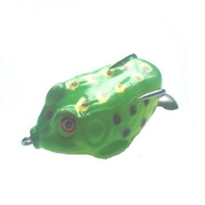 Frog Bait Fishing Lures Artificial Bait Tackle