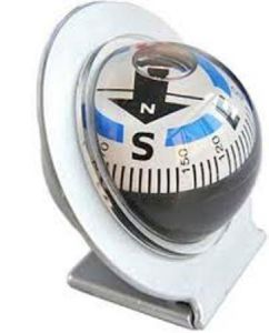Vehicle Car Boat Truck Navigation Ball 3d Compass