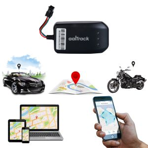 GPS Navigation, Accessories - AaiTrack Bus Truck Car CCTV & GPS Tracking System Controlled via Mobile App
