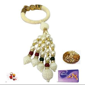 Exclusive Lumba Rakhi For Bhabhi