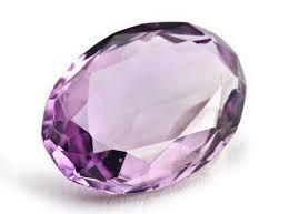 5.50 Ratti Certified Oval Shape Brazilian Amethyst Gemstone