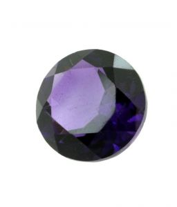 Foocat 7.25 Ratti Round Shape Amethyst Astrological Gemstones