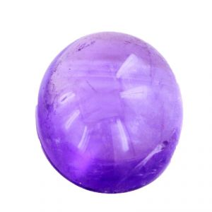 Nirvanagems15.00 Ct Natural Oval Shape Amethyst Gemstone - Br-19400_rf