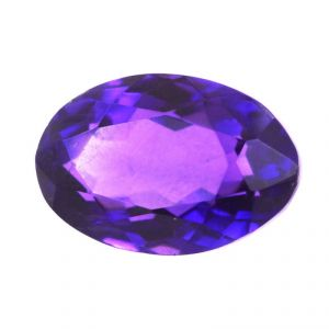 Nirvanagems13.5 Cts Certified Purple Amethyst Loose Gemstone - Br-20082_rf