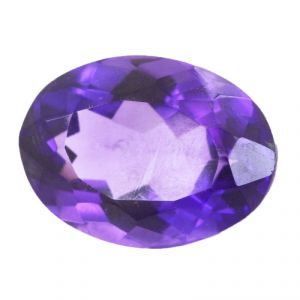 Nirvanagems14.50 Ct Certified Natural Amethyst Gemstone - Br-20083_rf