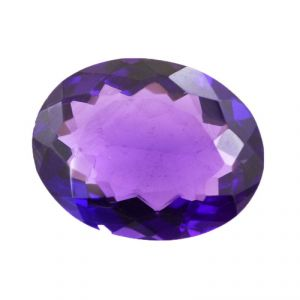 Nirvanagems40.5 Cts Oval Mixed Purple Amethyst Gemstone - Br-20106_rf