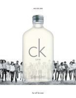 Ck One Perfume For Men 200ml Edt (unboxed)