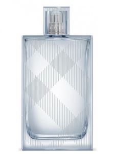 Burberry Brit Splash For Men Eau De Toilette 100 Ml / 3.4 Oz ( Unboxed )