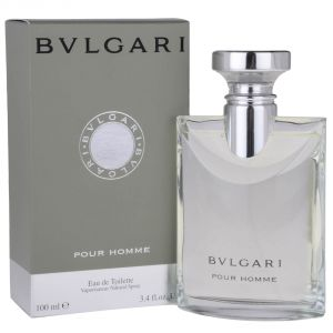 Bvlgari Pour Homme Edt Spray For Men 100ml/3.4 Oz ( Sealed Packed With Boxed )