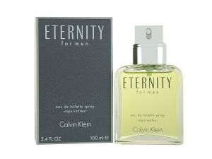 CALVIN KLEIN ETERNITY FOR MEN EDT 100ml/3.4oz ( Sealed Packed With Boxed )