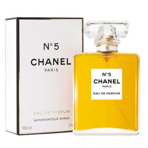 Chanel No 5 Eau De Parfum Spray For Women 100ml / 3.4oz ( Sealed Packed With Boxed )