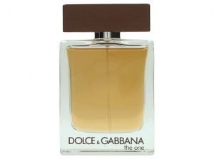 DOLCE & GABBANA The One Eau De Toilette For Men 50 Ml / 1.7 Oz ( Unboxed )