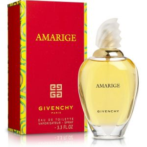 Perfumes (Women's) - GIVENCHY AMARIGE Eau De Toilette Spray For Women100ml/3.3oz ( Sealed packed with Boxed )