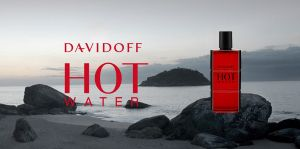 Davidoff Hot Water Man EDT 110 Ml ( Unboxed )
