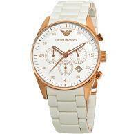 Watches - Emporio Armani Men's Ar5919 Whitesport Chronograph Watch