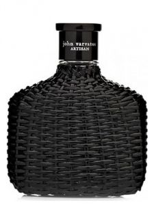 John Varvatos Artisan Black Edt 125 Ml / 4.2oz( Unboxed )