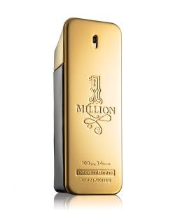 Paco Rabanne Perfumes (Men's) - PACO RABANNE  One Million Eau De Toilette Spray  Size 100ml/3.4oz