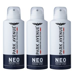 Park Avenue Signature Collection Neo Perfume Spray, 100g ( Pack Of 3)