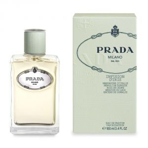 PRADA  INFUSION D'IRIS  FOR WOMEN EDP 100ml/3.4oz ( Sealed Packed With Boxed )