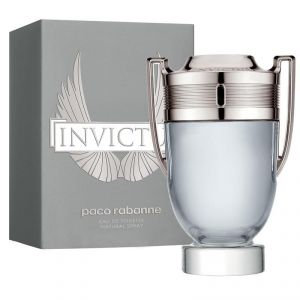 PACO RABANNE INVICTUS EDT FOR MEN 100ml/ 3.4 Oz ( Sealed Packed With Boxed )