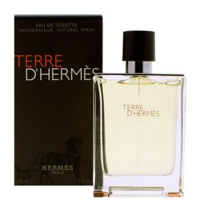 HERMES TERRE D'HERMES EDT FOR MEN 100ml /3.4oz ( Sealed Packed With Boxed )