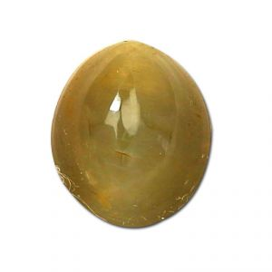 8.16 Carat Catseye / Lahsuniya Natural Gemstone(sri Lanka ) With Certified Report