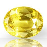 Ceylon pukhraj yellow sapphire - 6.25 Ratti Natural Ceylone Jupiter Pukhraj Stone