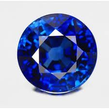 6.50ratti Natural Certified Blue Sapphire (neelam) Stone