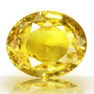 Ceylon pukhraj yellow sapphire - 5.25 Ratti Ceylon Yellow Pukhraj Stone