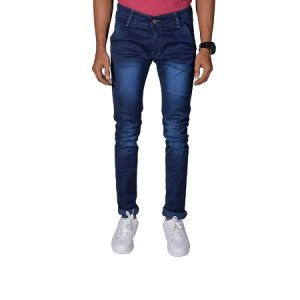 Jeans (Men's) - Noori Garment Blue Denim Jeans ( Code - NG-009)