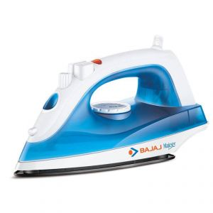 Bajaj Irons ,Irons  - Bajaj Majesty MX 20 1200-Watt Steam Iron (Blue)