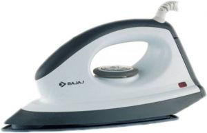 Bajaj Majesty Dx 8 1000w Dry Iron (grey/white)