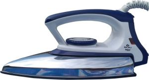 Bajaj Majesty Dx 11 1000-watt Dry Iron (blue)