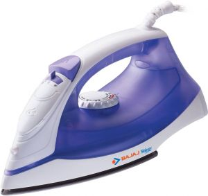 Bajaj Irons ,Irons  - Bajaj Majesty MX 3 1250W Steam Iron (Purple)