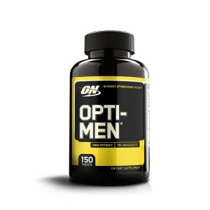 Optimum Nutrition,T series,Bsn Health & Fitness - Optimum Nutrition(ON)Opti-Men-150 Tablets - (Code -ON-Opti-Men150)