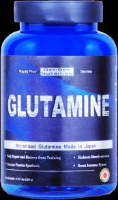 Oxy-gen Nutrition Rapid+ Glutamine
