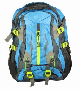 Spero 60l Black Hiking Travel Backpack Rucksack For Trekking Camping 01 TB