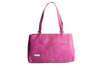 SPERO Women's Stylish Zip Lock Casual Pink Handbag (Code - 28 Hb)