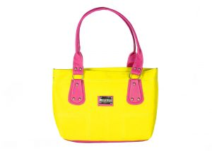 SPERO Women's Stylish Zip Lock Casual Yellow Handbag (Code - 31 Hb)