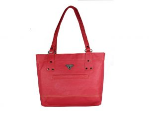SPERO Women's Stylish Zip Lock Casual Light Red Handbag (Code - 06 Hb)