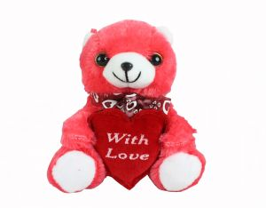Spero Soft Toy Special Heart Teddy For Someone Special Girls/boys ( Code - Teddy 01)