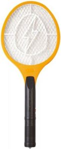2 In 1 Rechargeable Mosquito/insect Racket Bat With Detachable LED Torch