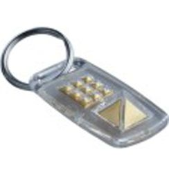 Fortune Key Chain