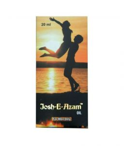 Josh E Azam Ayurvedic Massage Oil X 2