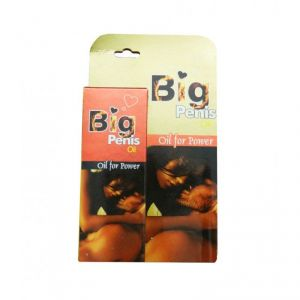 Dr. Chopra Big Oil (massage Oil) X 2