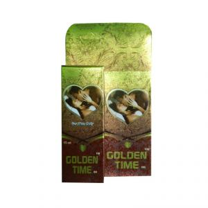 Golden Time (organ Massage Oil) X 2